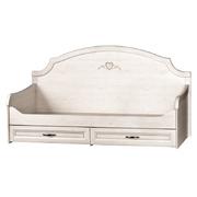 Кровать 1-спальная с ящиками Прованс 415