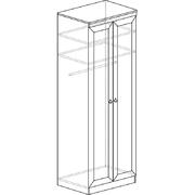 Шкаф для одежды 609 Инна