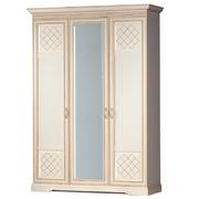 Шкаф для одежды 3-дверный Парма 800