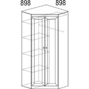 Шкаф угловой 606 Инна