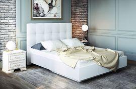 Кровать интерьерная Сонум найс вайт