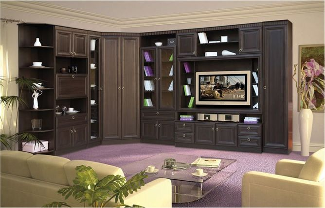 Модульная мебель Инна