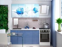 Кухонный гарнитур Лёд 1800 МДФ